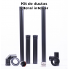 Kit ductos lateral interior